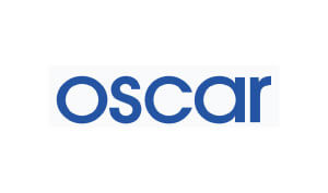 William R Dougan - Voiceovers - Oscar Health Logo